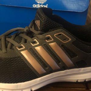Adidas - trainers - black & bronze - new